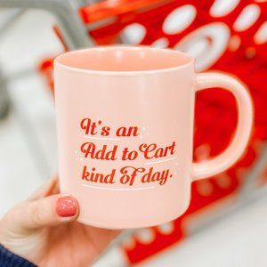 parker lane it's an add to cart kind of day mug